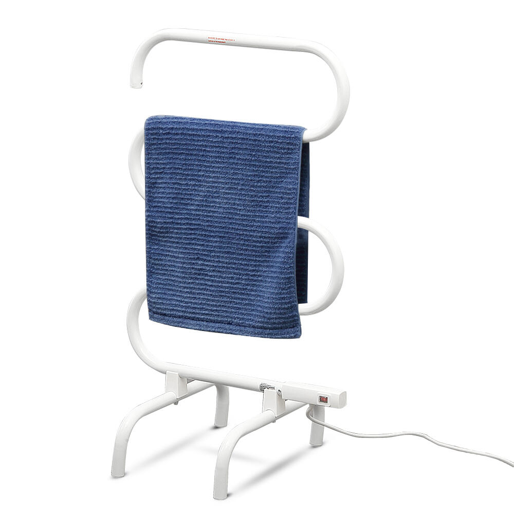 Electric Towel Warmer - Free Standing