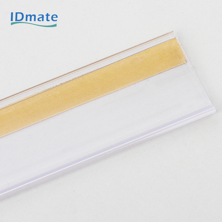 Flat Chain Stores Shelf Attached Tag Data Strip