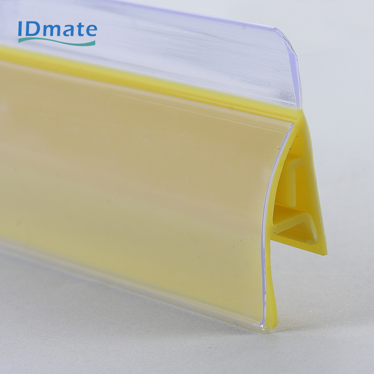 Green Tentacle Supermarket Quotation Tag Shelf Connected Data Strips