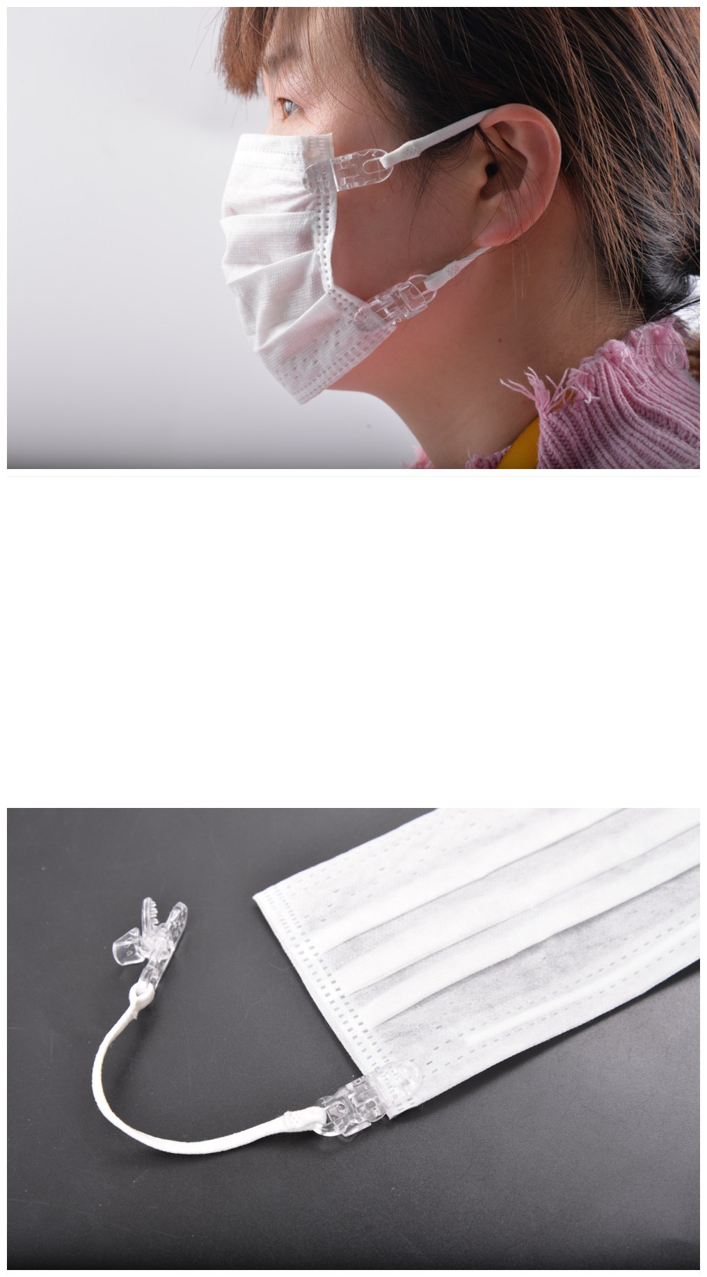 Economical Churchill Crocodile Clip For Pharmaceutical Mask With Name Badge