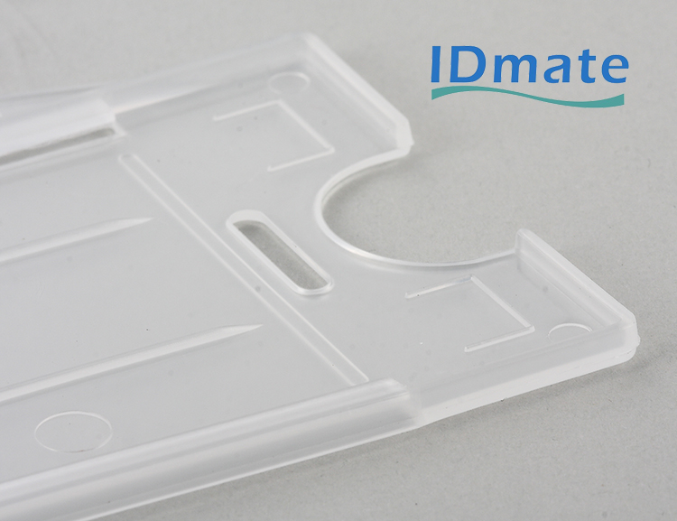Pp Separately Hanger Direction Natrual Visible Name Enclosed Tag Holders