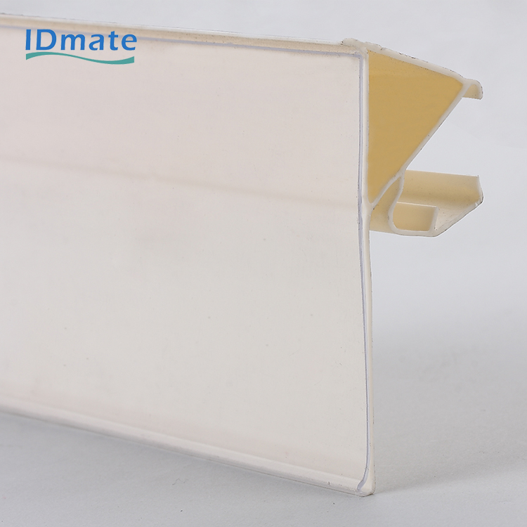 Better Hinged Chain Stores Exhibition Shelf Attached Data Strips