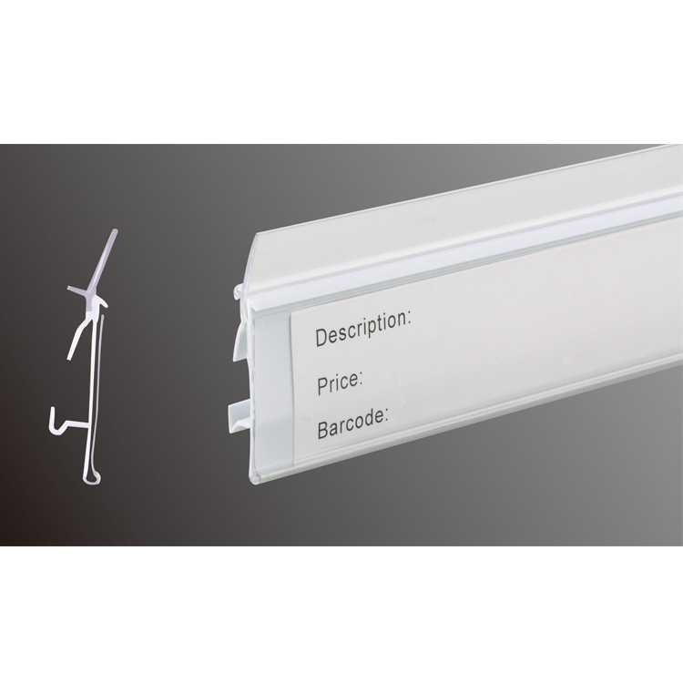 Tentacle Supermarket Quotation Tag Shelf Connected Data Strips