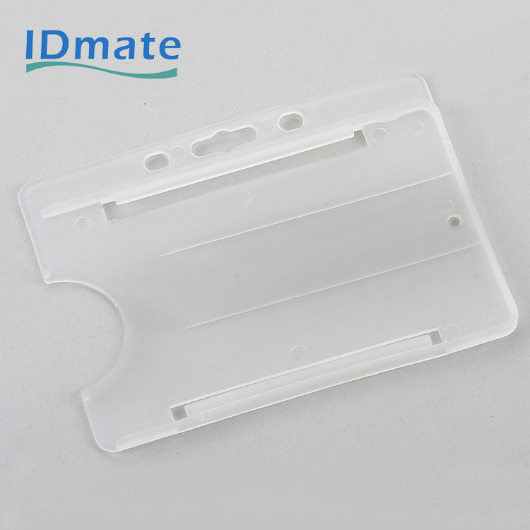 Pro IC Landscape Standard Visible Name Enclosed Tag Holders