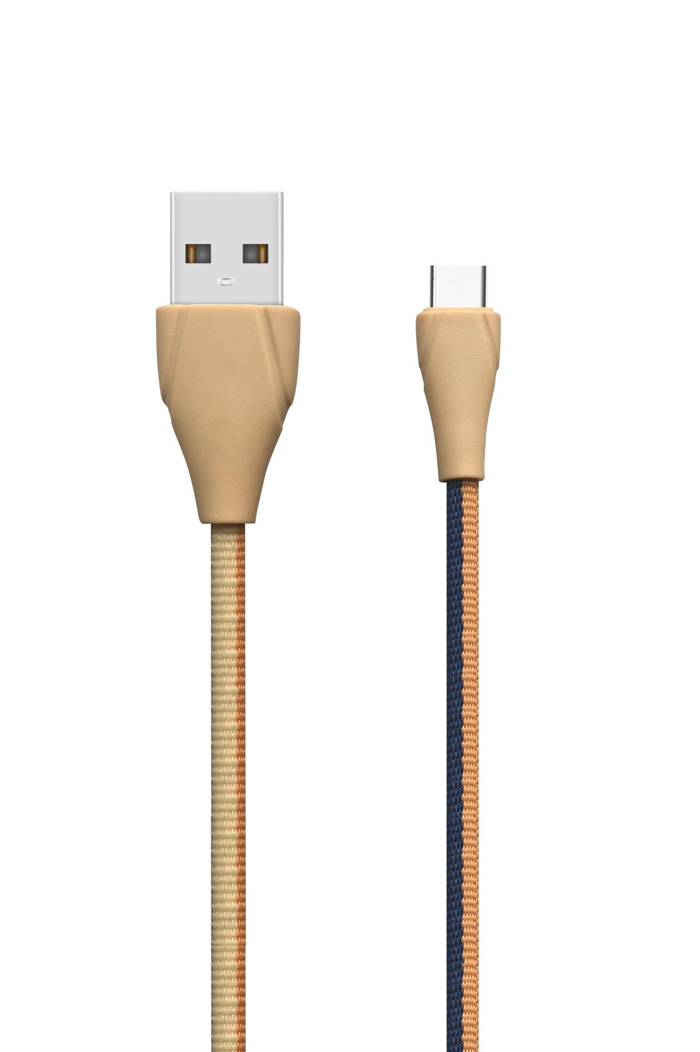 New Selling Products Data Cable the Durable Nylon Braided USB Cable