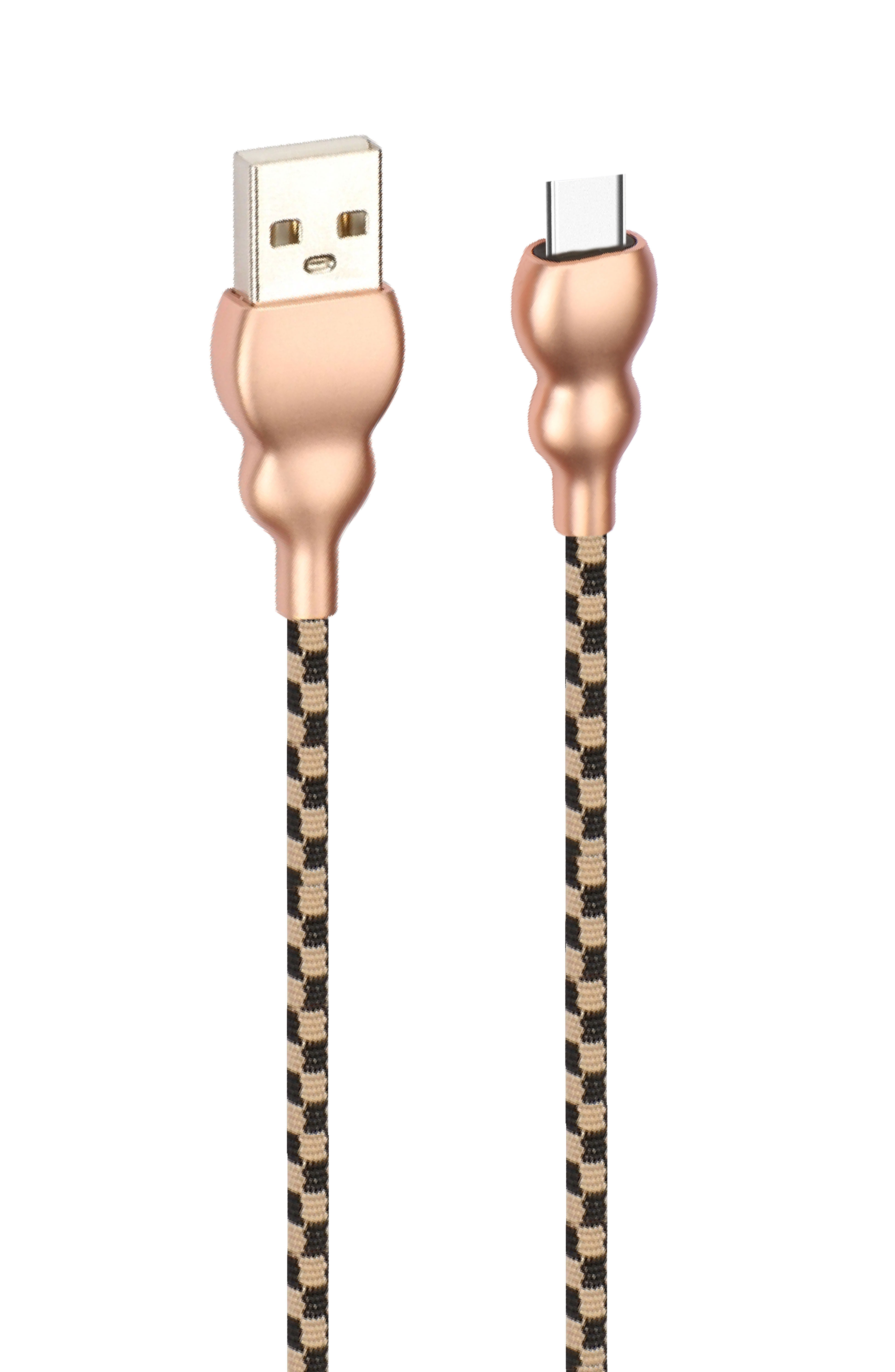 Unique Design MFI Certificated USBA to Lightning Cable