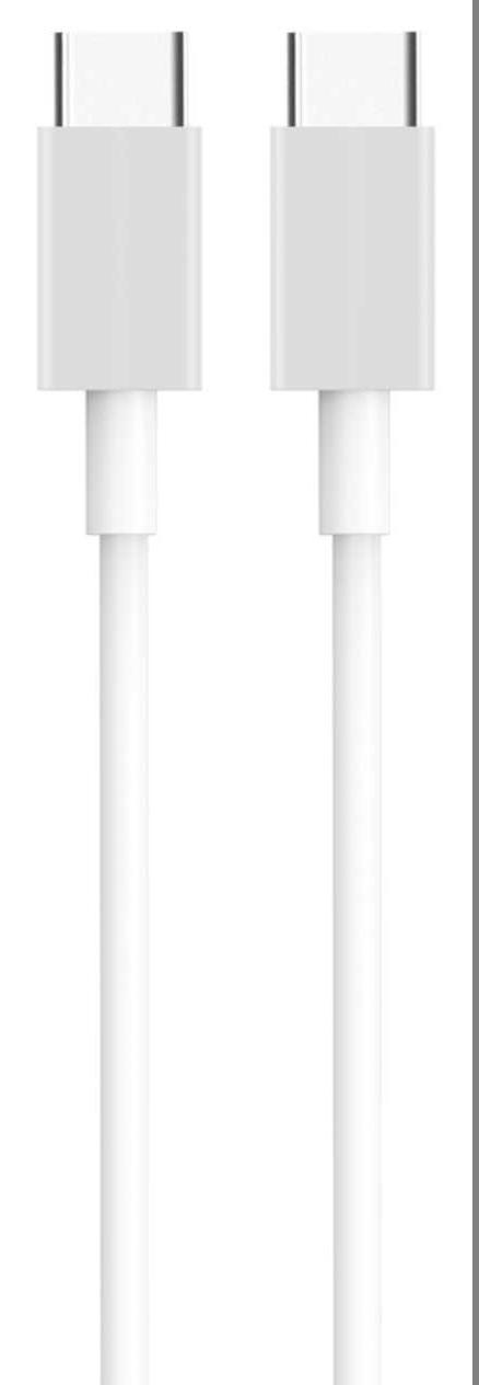 快速充电USB C到USB C PD快充线材