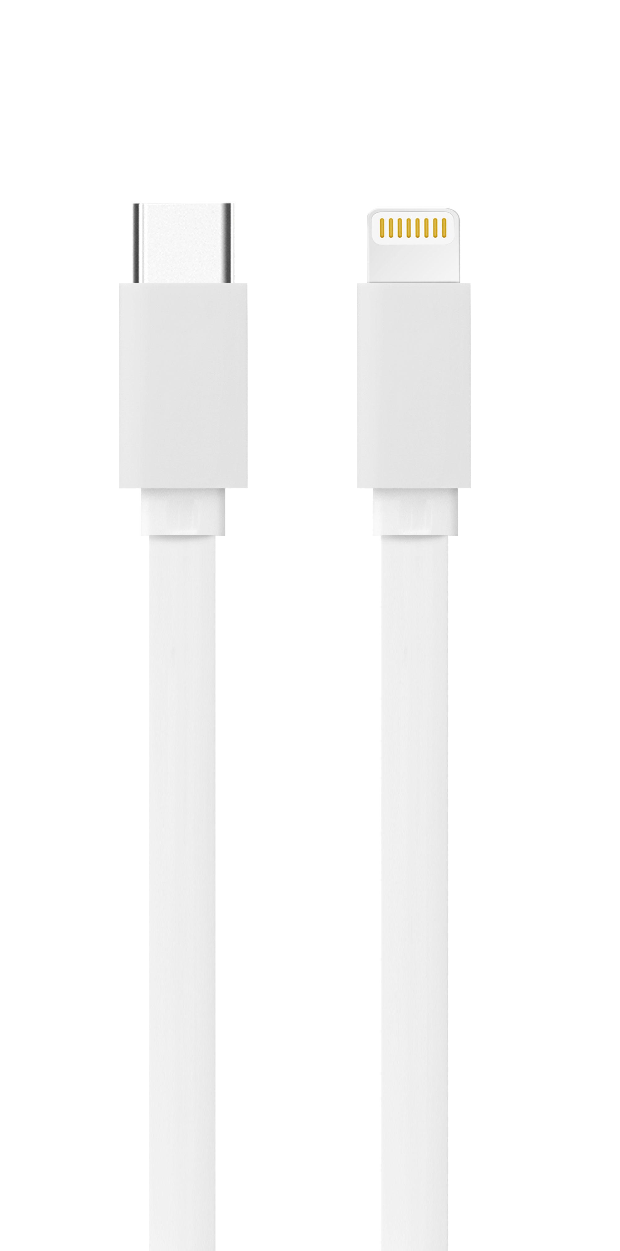 PVC扁线18W充电线