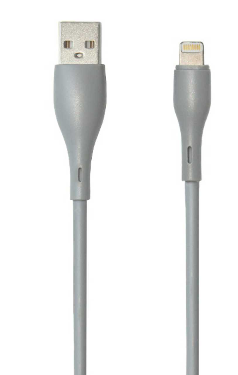 Unique Shape USB A to Lightning Cable