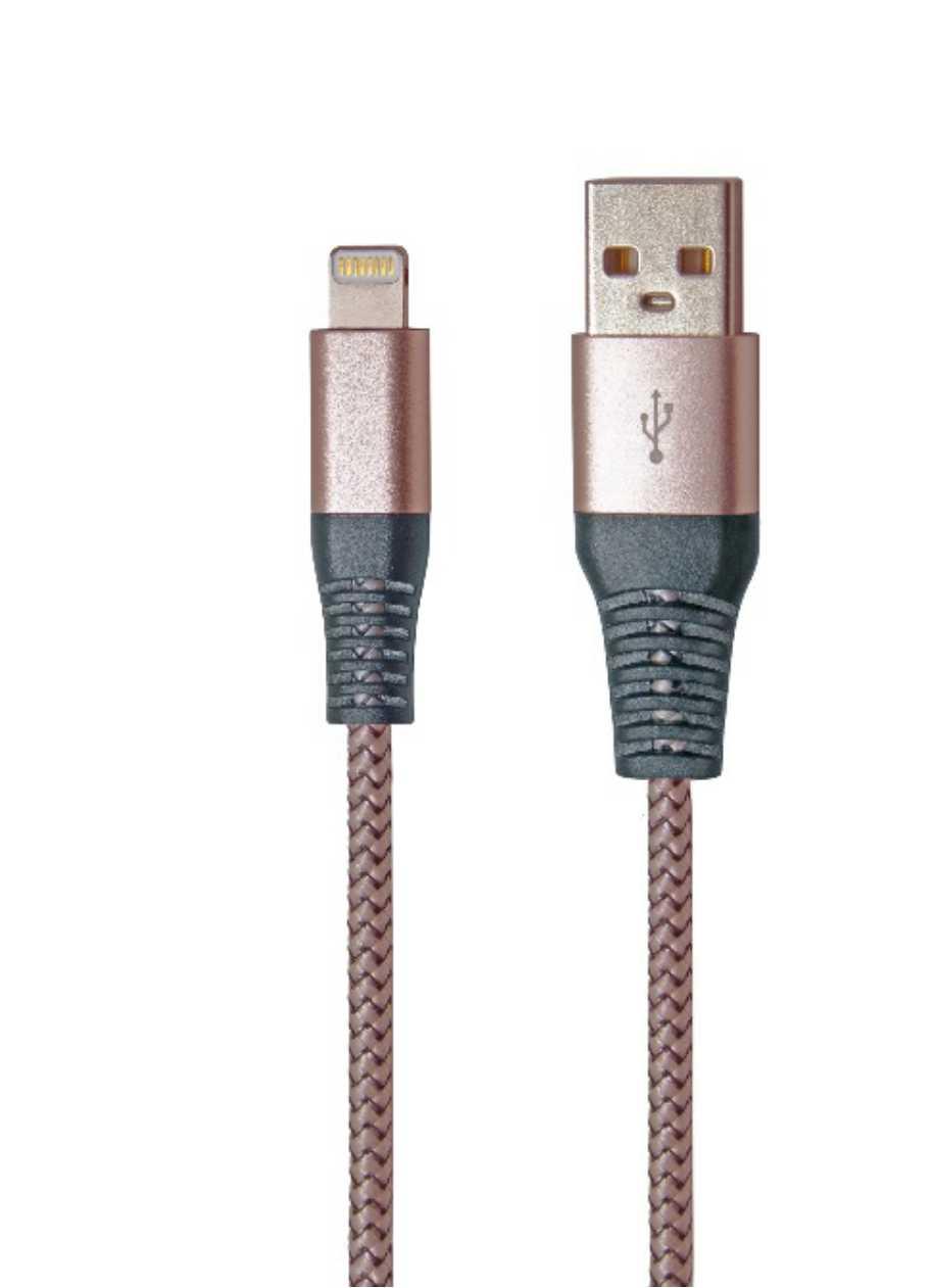 强拉力款MFI认证充电线
