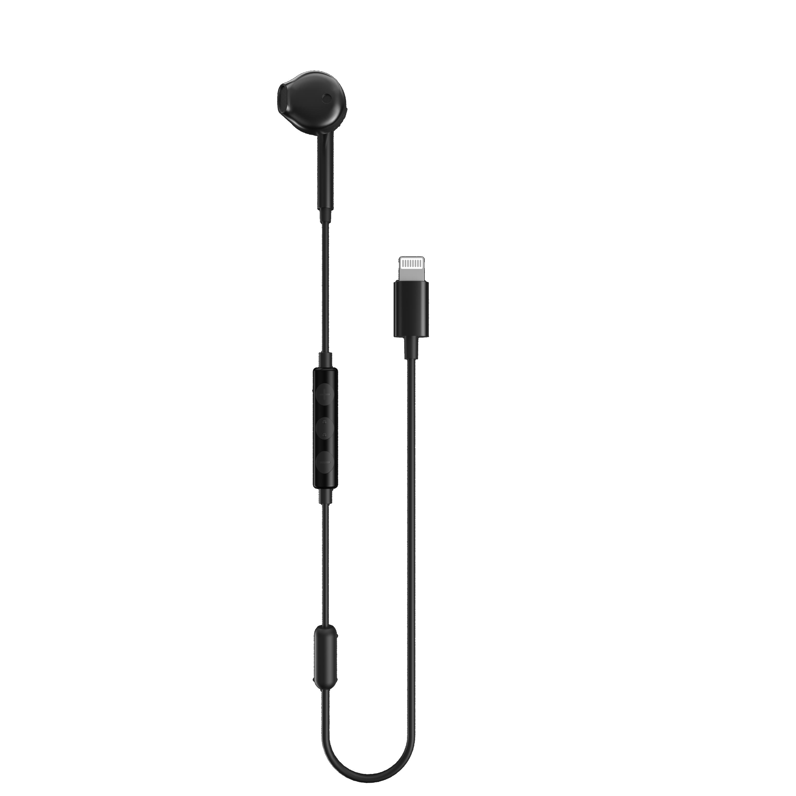 单边苹果有线耳机 带麦克风
