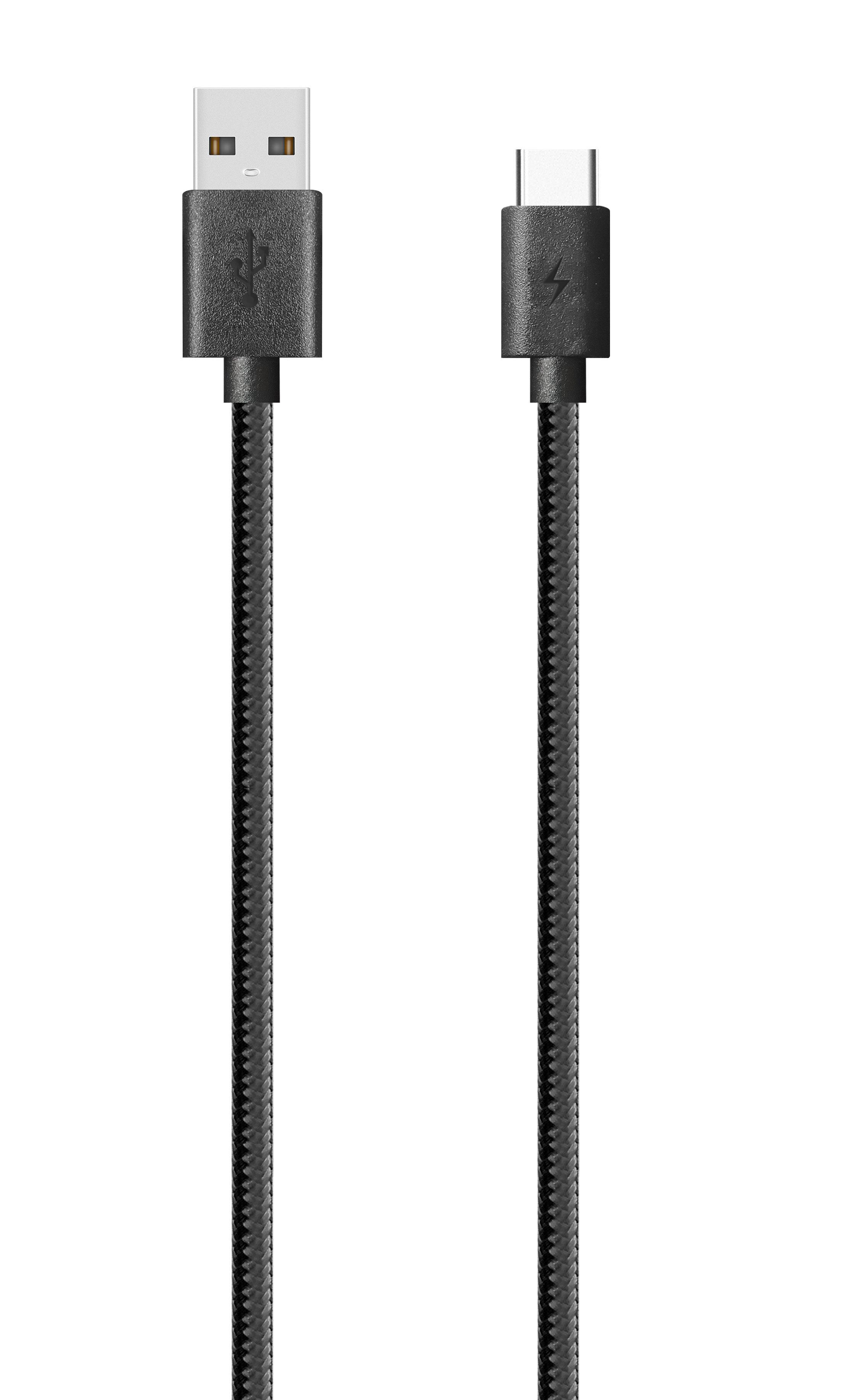 高品质智能手机usb数据线同步type c充电线