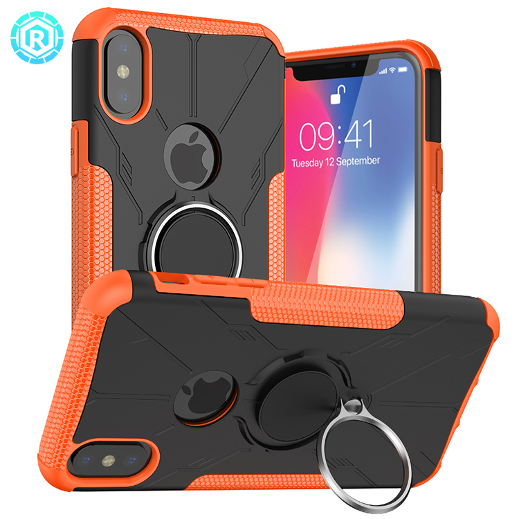 Mecha Phone Case For iPhone X/XS