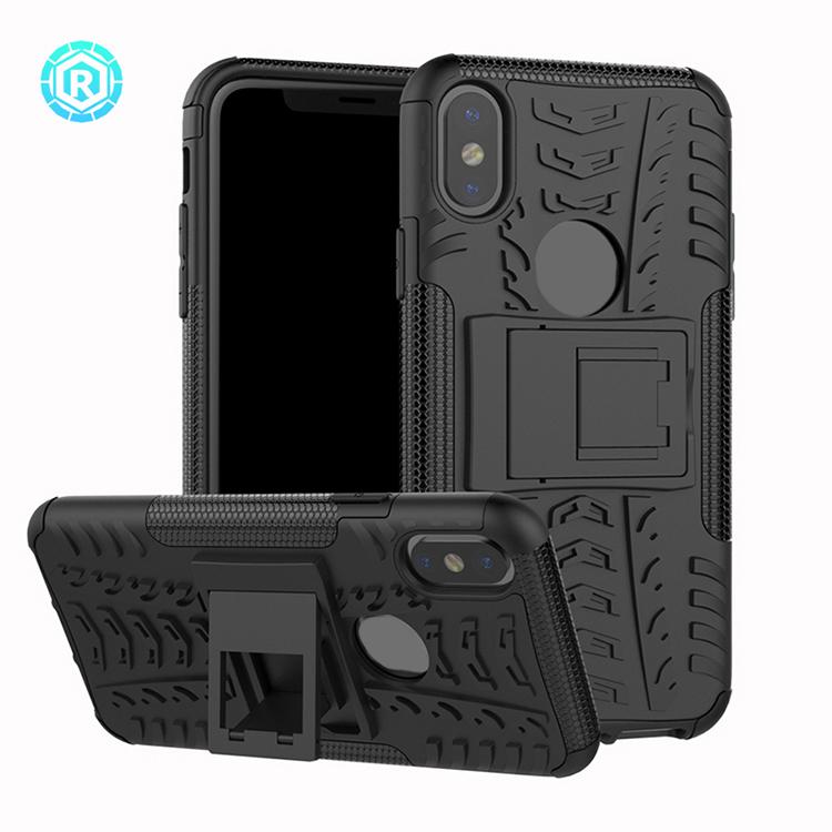 Dazzle Phone Case iPhone X