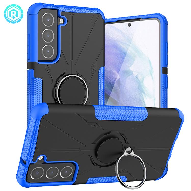 Mecha Phone Case For Samsung Galaxy S21 Fan Edition