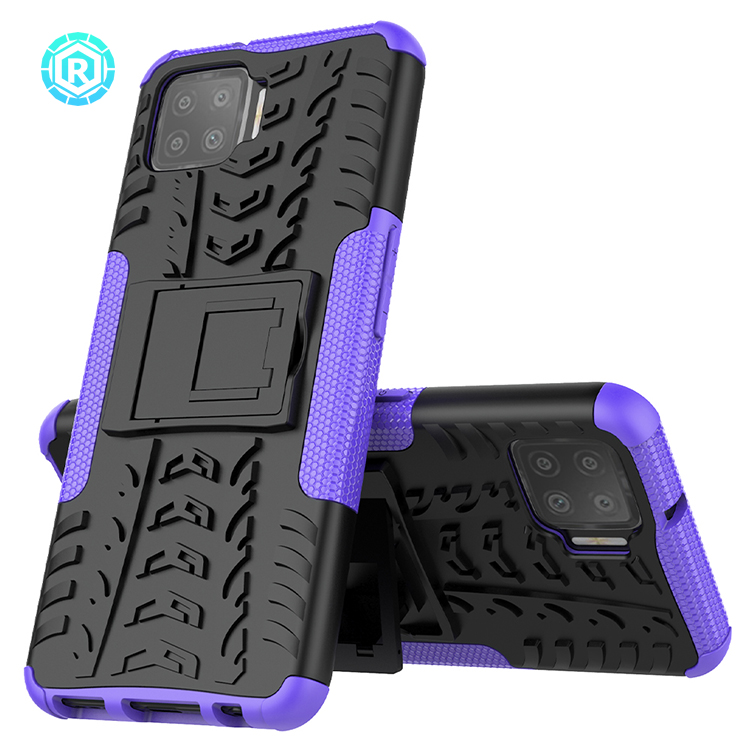 Dazzle Phone Case For OPPO F17