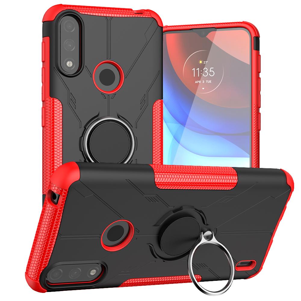 Mecha Phone Case For Motorola E7 Power