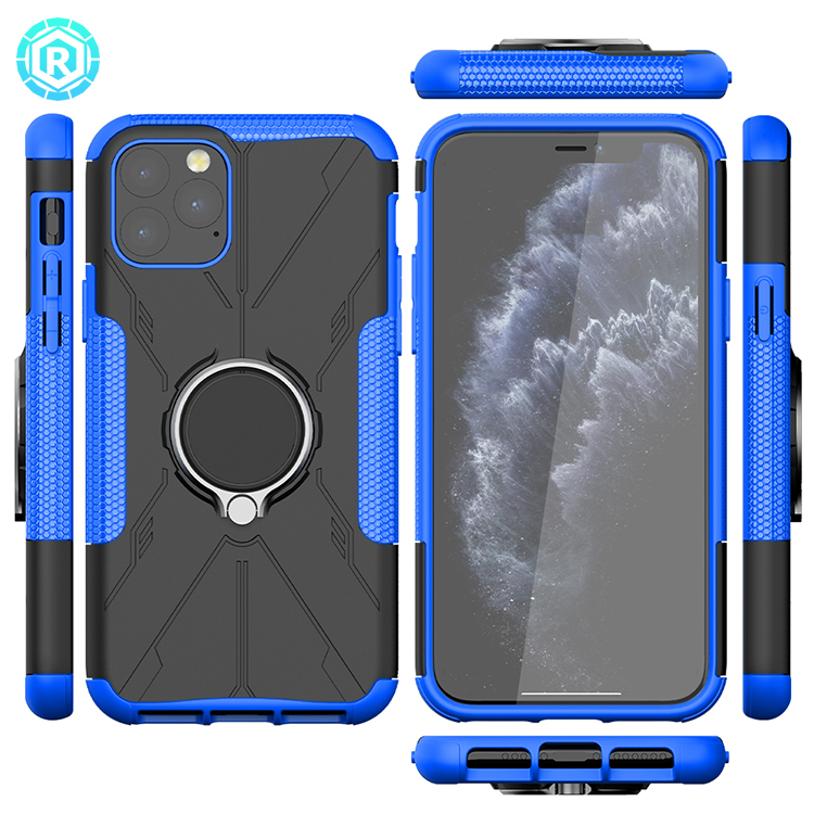 Mecha Phone Case For iPhone 11 Pro