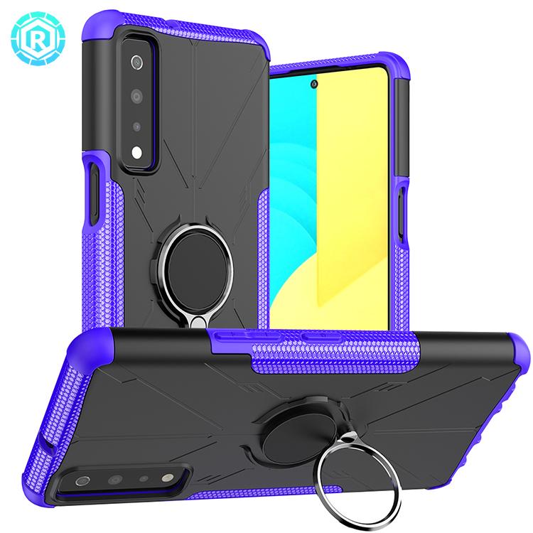 Mecha Phone Case For LG Stylo 7 5G