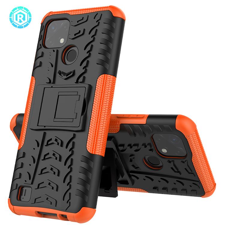 Dazzle Phone Case For Realme C20/C21