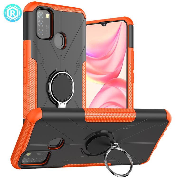 Mecha Phone Case For Infinix Hot 10 Lite