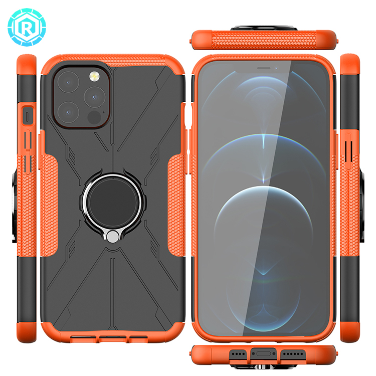 Mecha Phone Case For iPhone 12 Pro Max