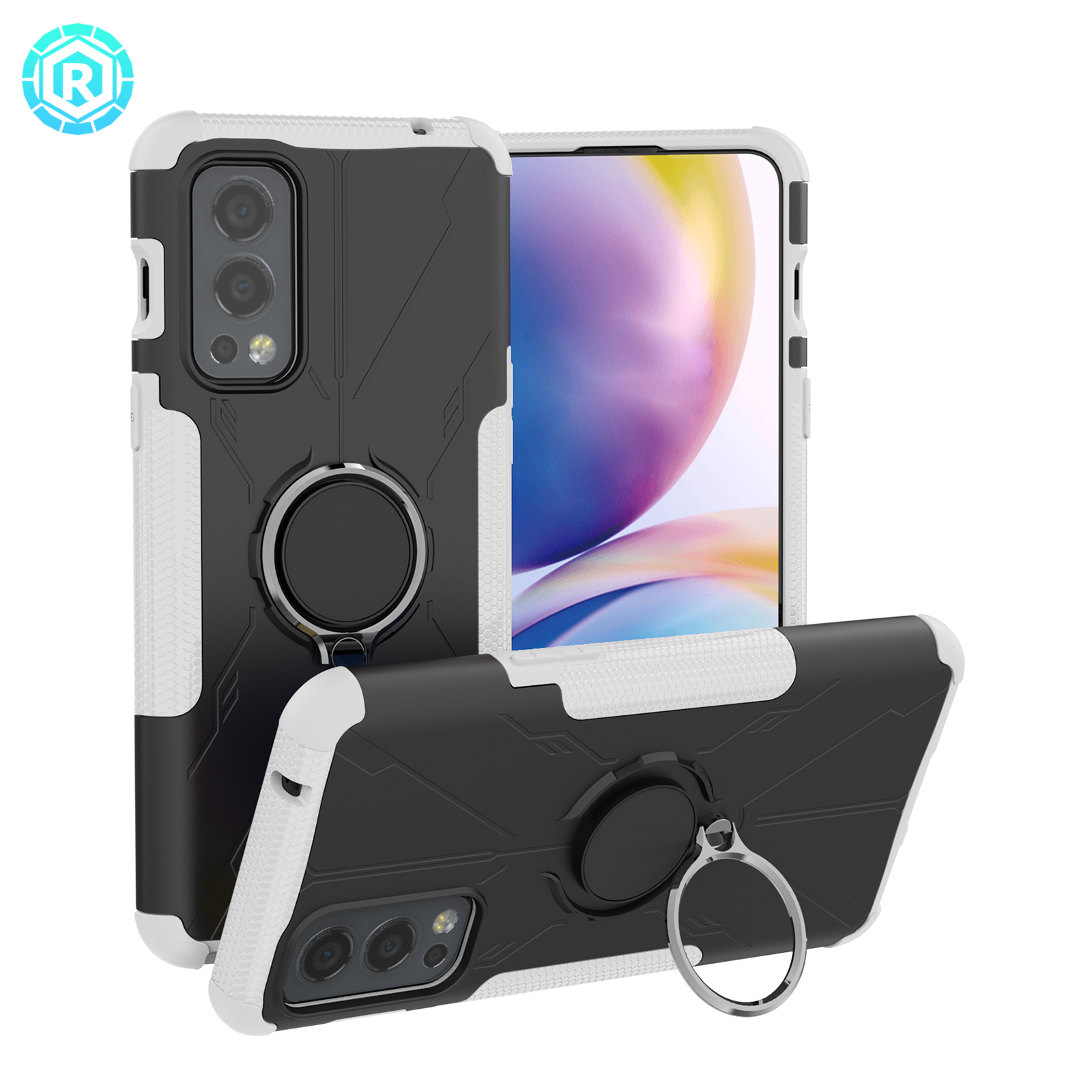 Mecha Phone Case For OnePlus Nord 2 5G