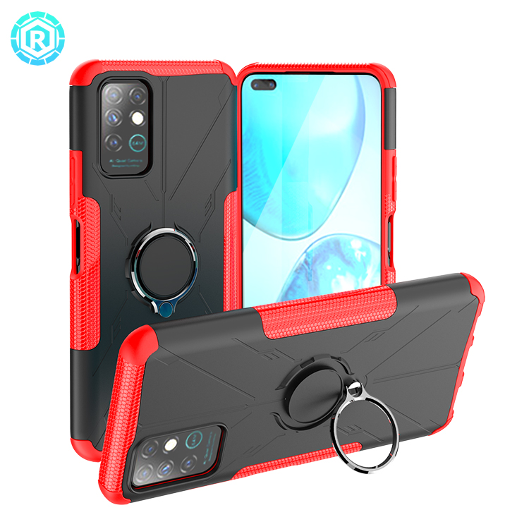 Mecha Phone Case For Infinix Note8