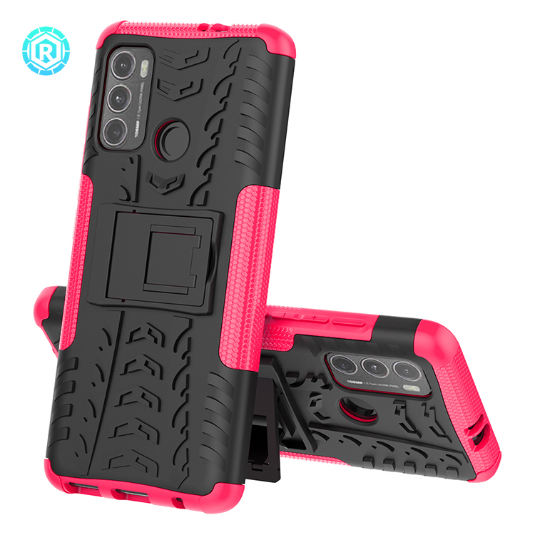 Dazzle Phone Case For Motorola G60