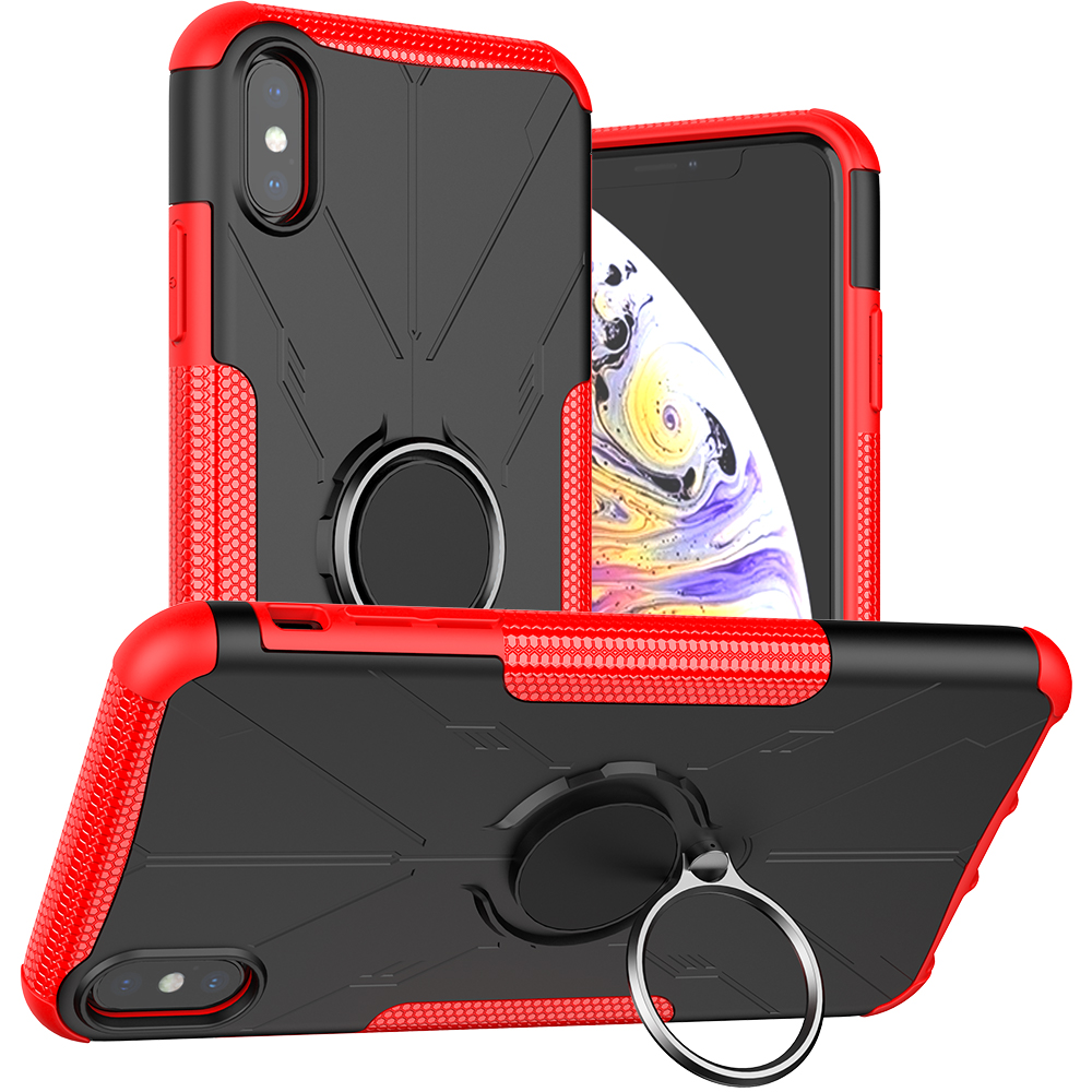 Mecha Phone Case For iPhone XS Max