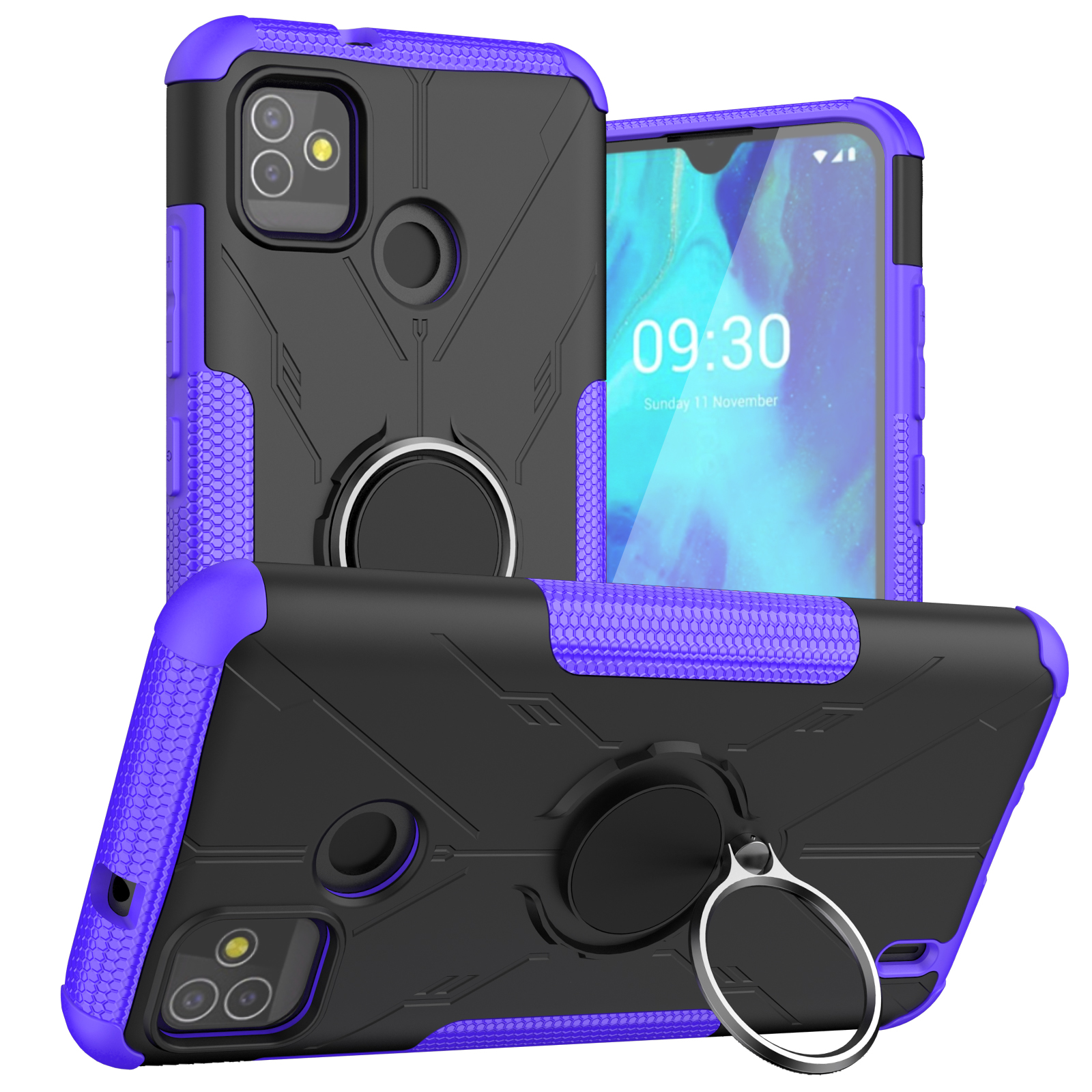 Mecha Phone Case For Tecno POP 5