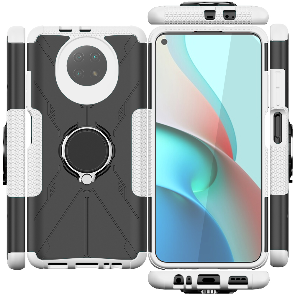 Mecha Phone Case For Redmi Note 9 5G