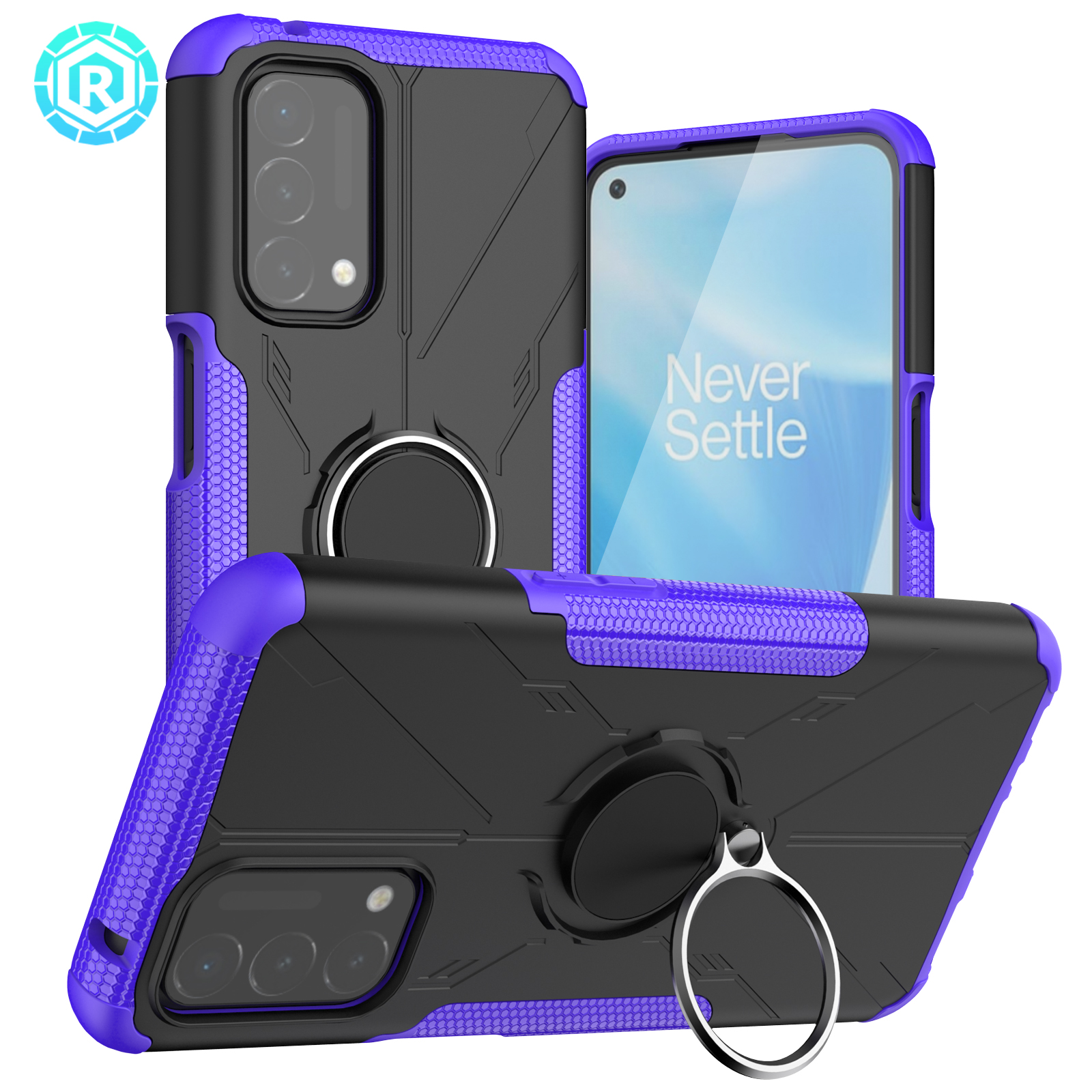 Mecha Phone Case For OnePlus Nord N200 5G
