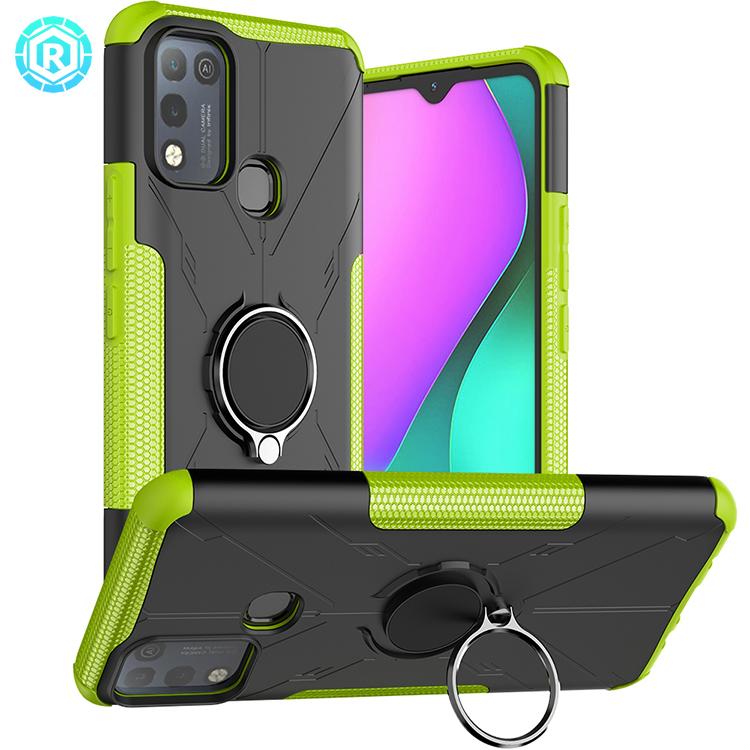 Mecha Phone Case For Infinix Hot 10 Play