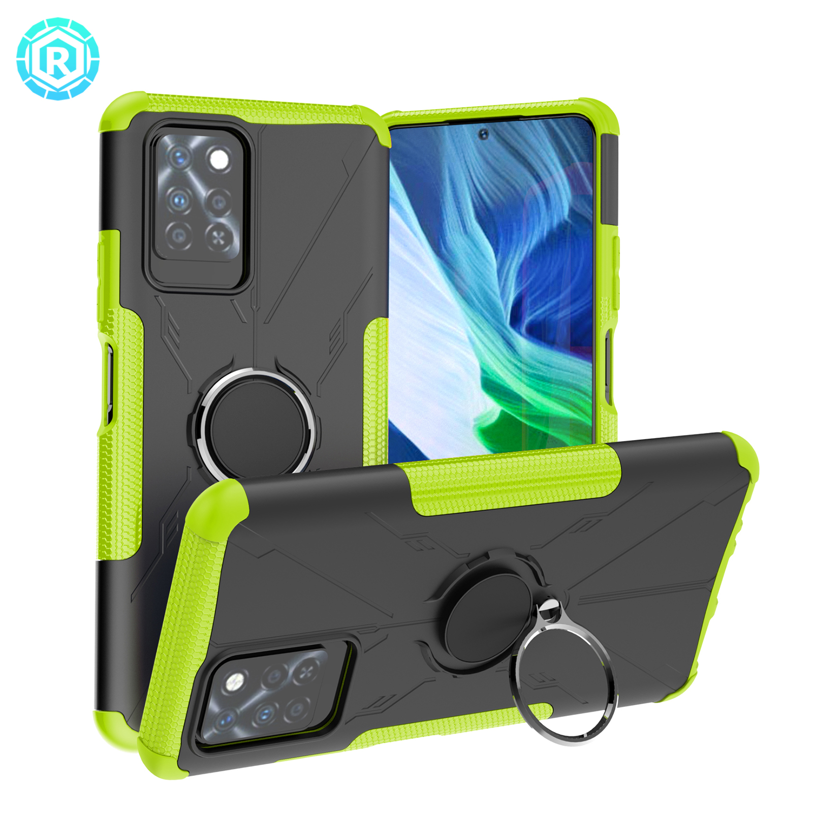 Mecha Phone Case For Infinix Note 10 Pro