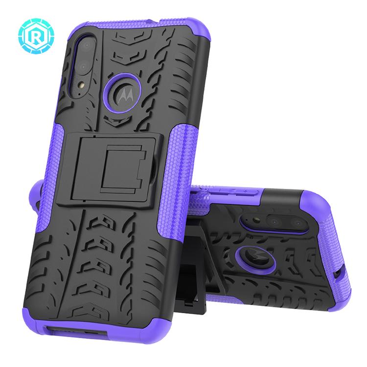Dazzle Phone Case For Motorola E6 Plus