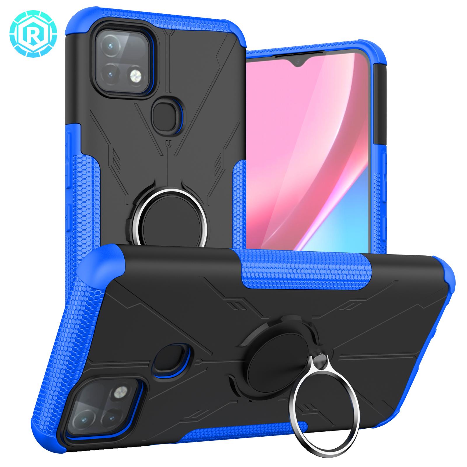 Mecha Phone Case For Infinix Hot 10i