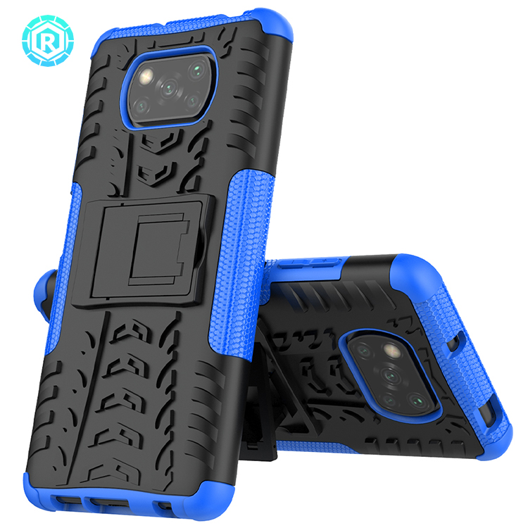 Dazzle Phone Case For Xiaomi Poco X3