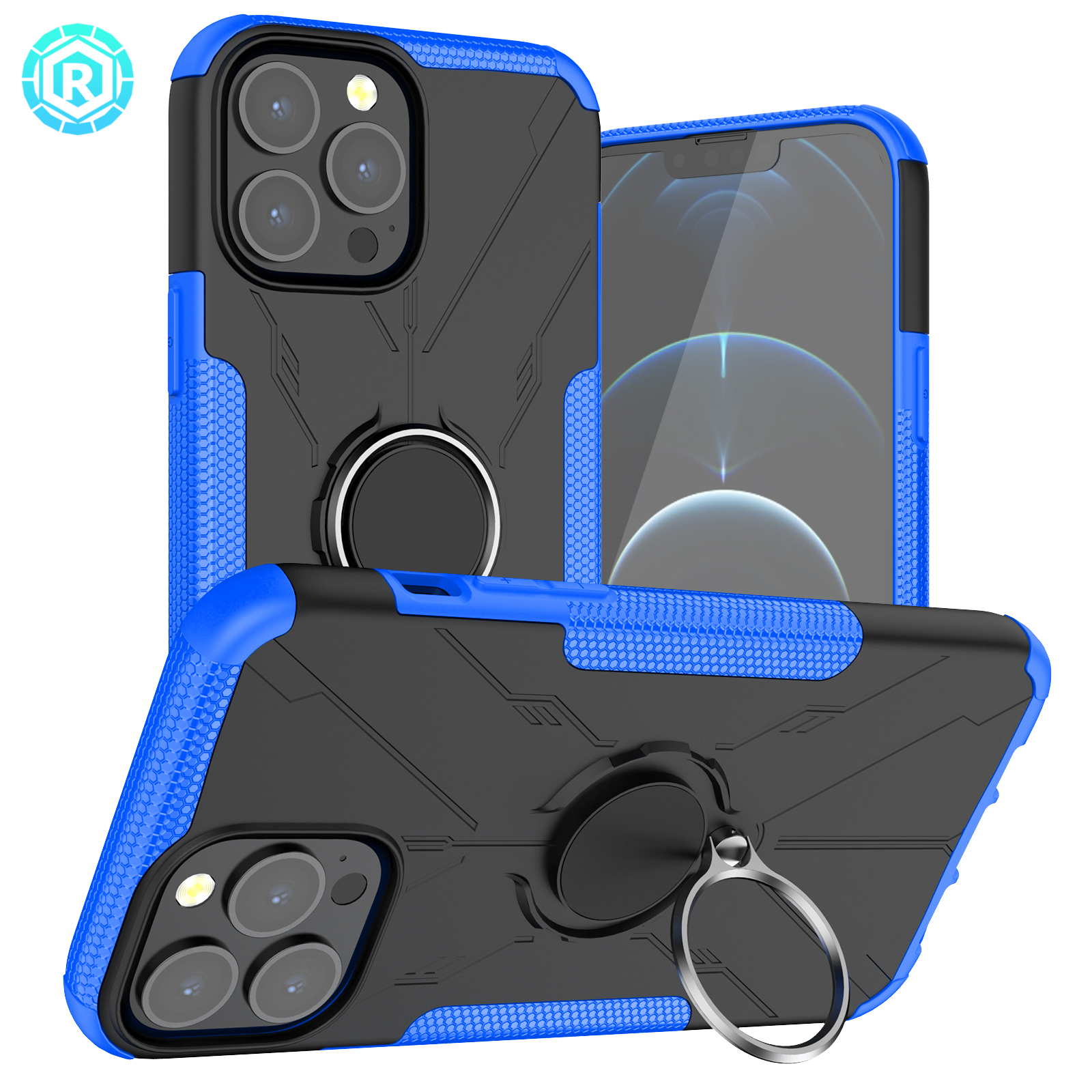 Mecha Phone Case For iPhone 13 Pro Max