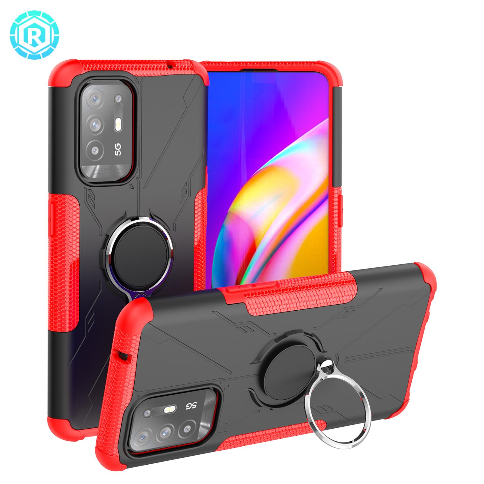 Mecha Phone Case For OPPO F19 Pro Plus