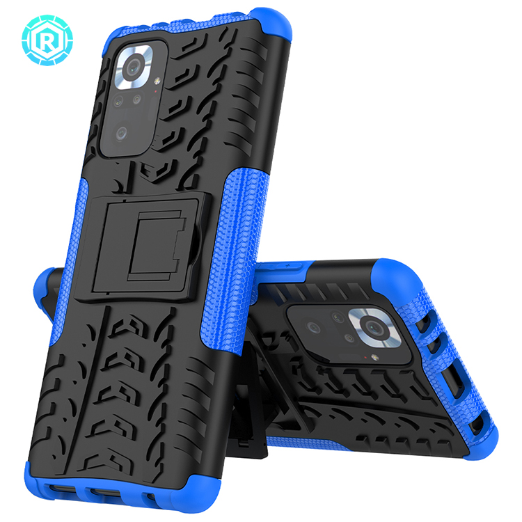 Dazzle Phone Case For Redmi Note 10 Pro