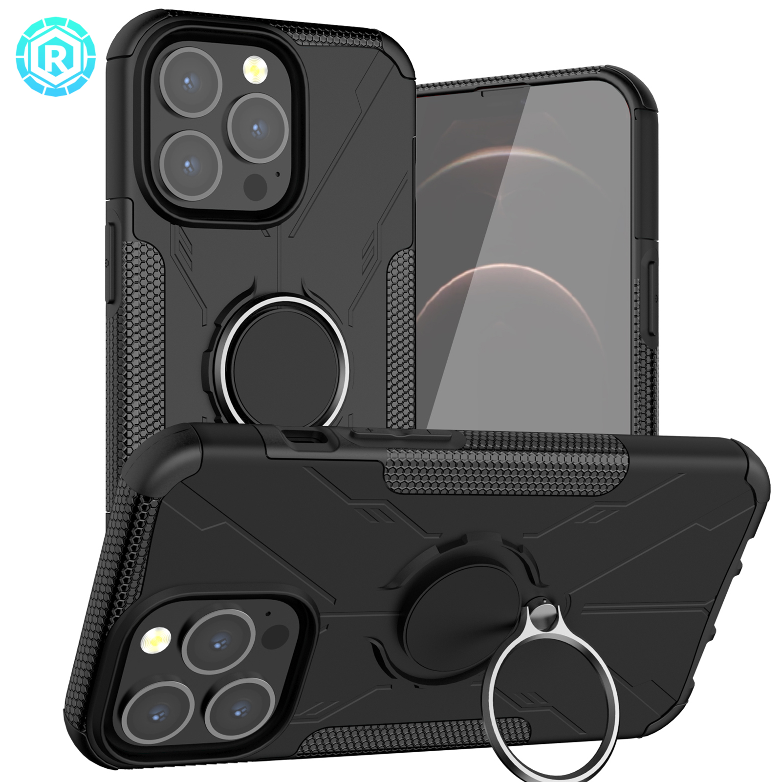 Mecha Phone Case For iPhone 13 Pro