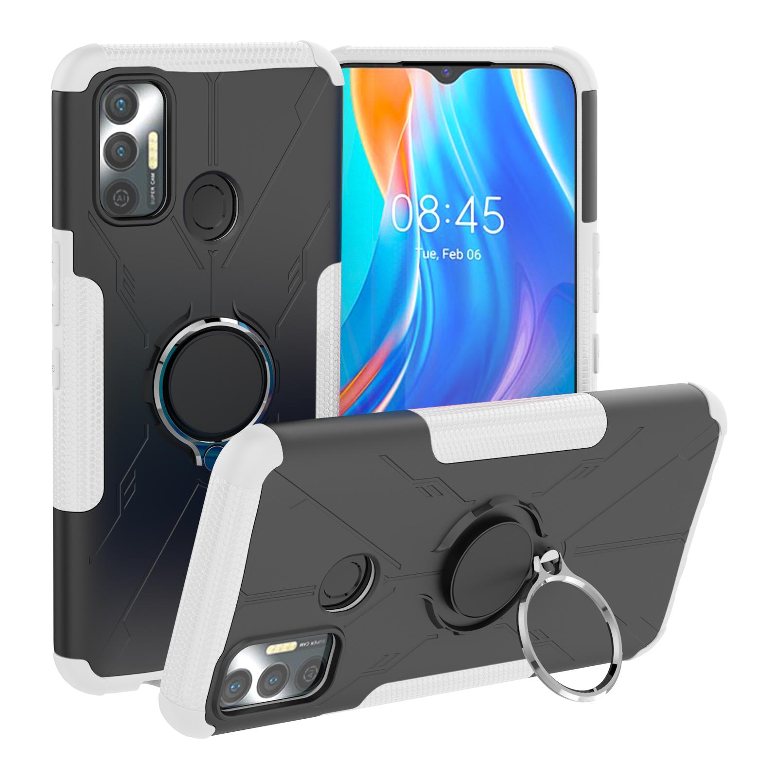 Mecha Phone Case For Tecno Spark 7
