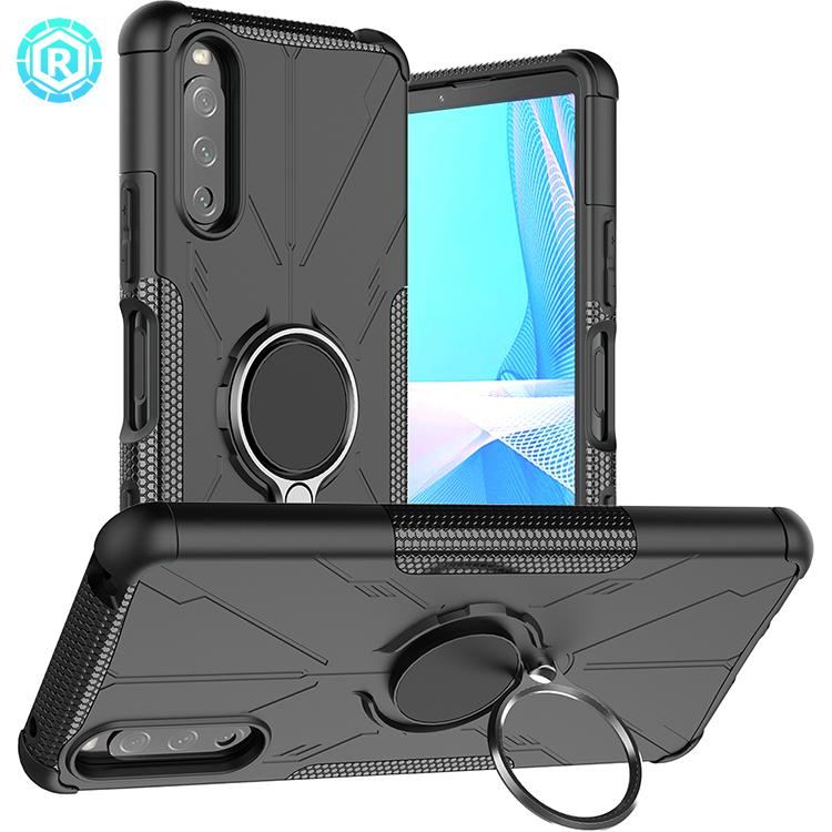 Mecha Phone Case For Sony Xperia 10 iii