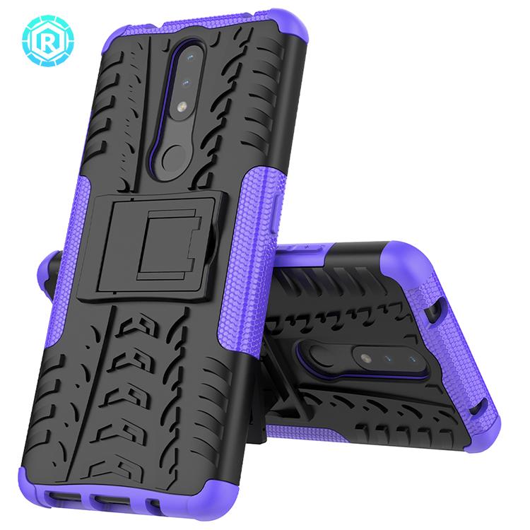 Dazzle Phone Case For Nokia 2.4