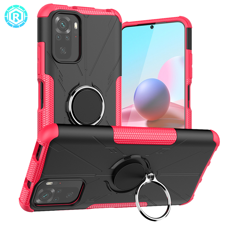 Mecha Phone Case For Redmi Note 10