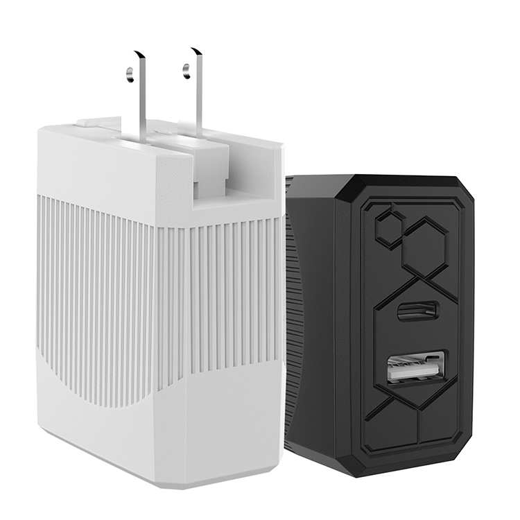 36W 2 Port PD Fast Charger
