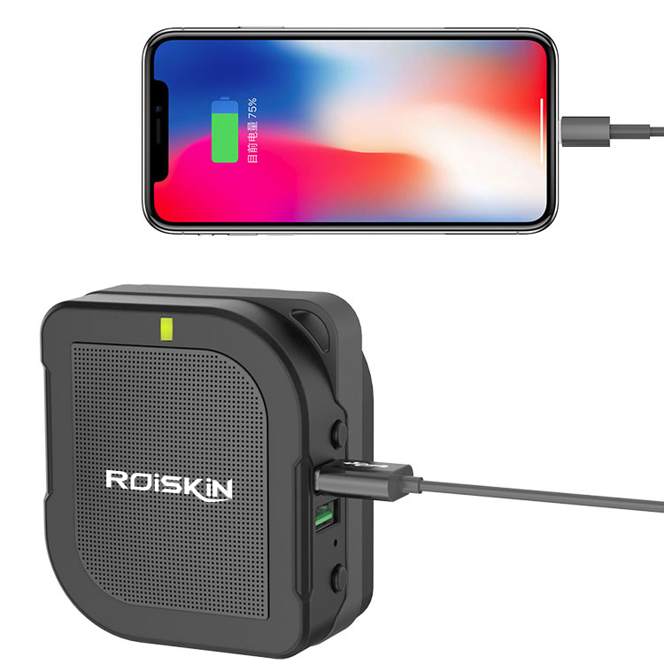 6000mah Bluetooth Speaker With Power Bank