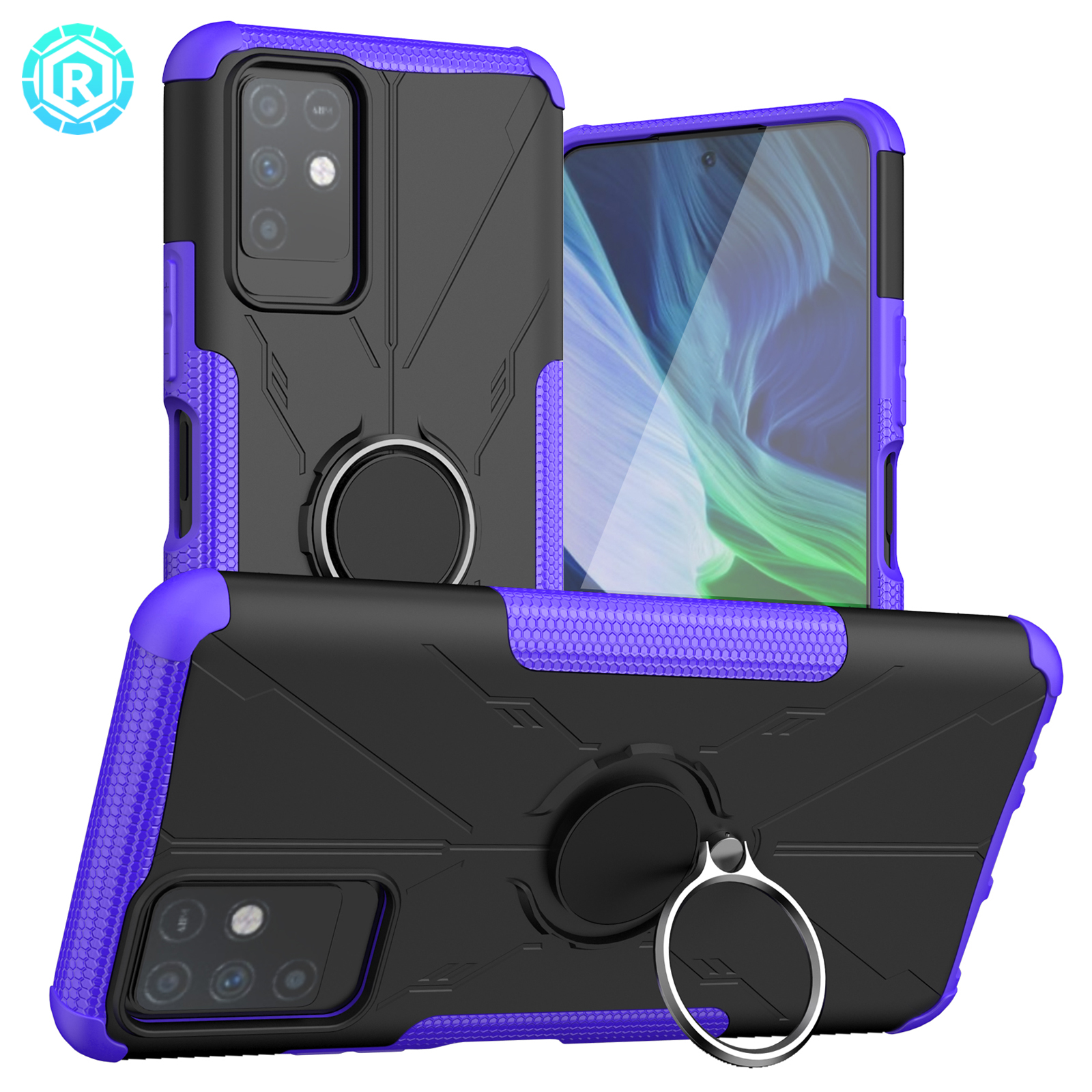 Mecha Phone Case For Infinix Note 10