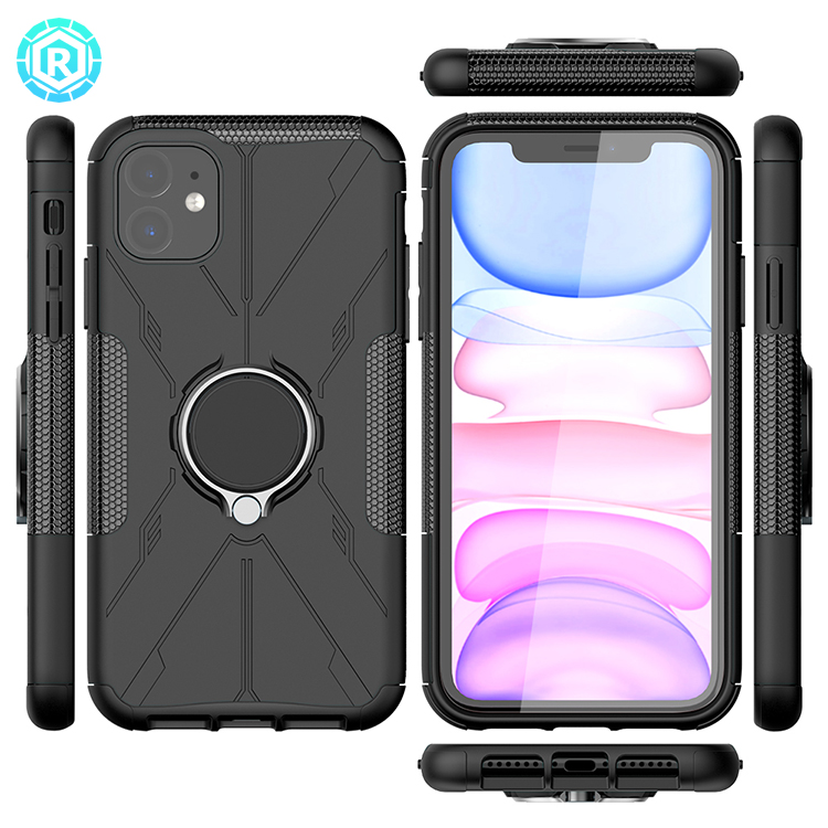 Mecha Phone Case For iPhone 11